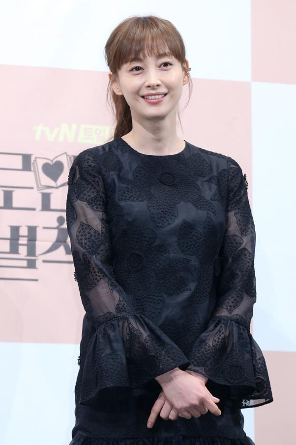 Lee Jong Suk hạnh phúc khi được đóng cặp Lee Na Young trong phim mới