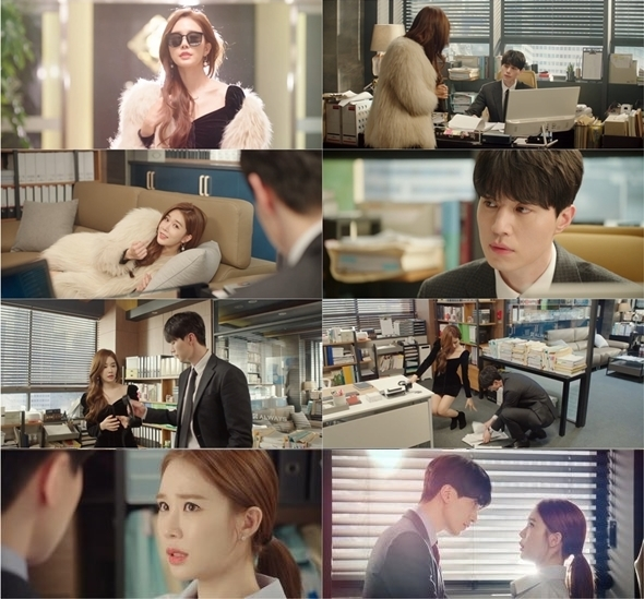 'Touch Your Heart' Lee Dong Wook - Yoo In Na trở lại ấn tượng