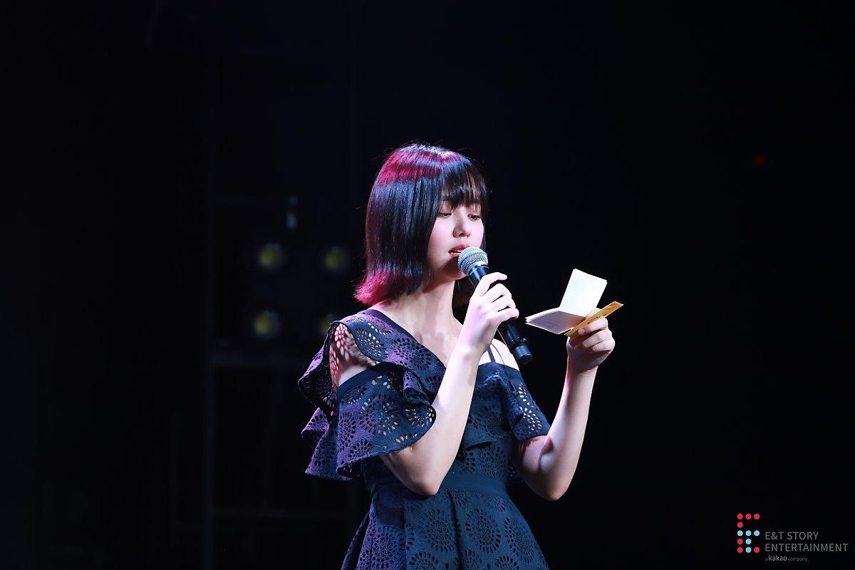 Loạt ảnh Kim So Hyun tóc ngắn trẻ trung trong fanmeeting sinh nhật