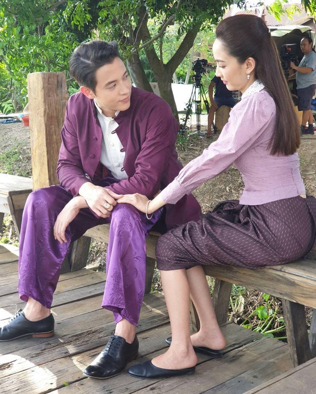 6 'cặp đôi màn ảnh' cực hot của làng phim Thái tái hợp trong năm 2019