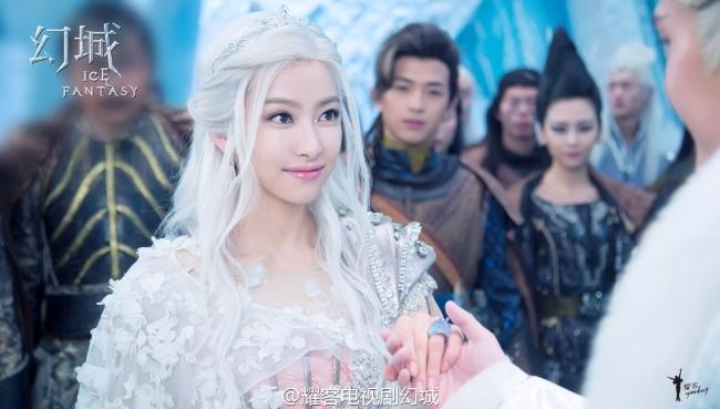 Những mỹ nhân tóc bạc của màn ảnh Hoa ngữ đốn tim người hâm mộ