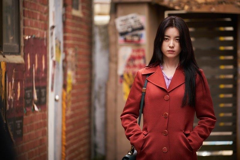 Han Hyo Joo khoe ảnh mặt mộc 100% quay phim truyền hình Mỹ