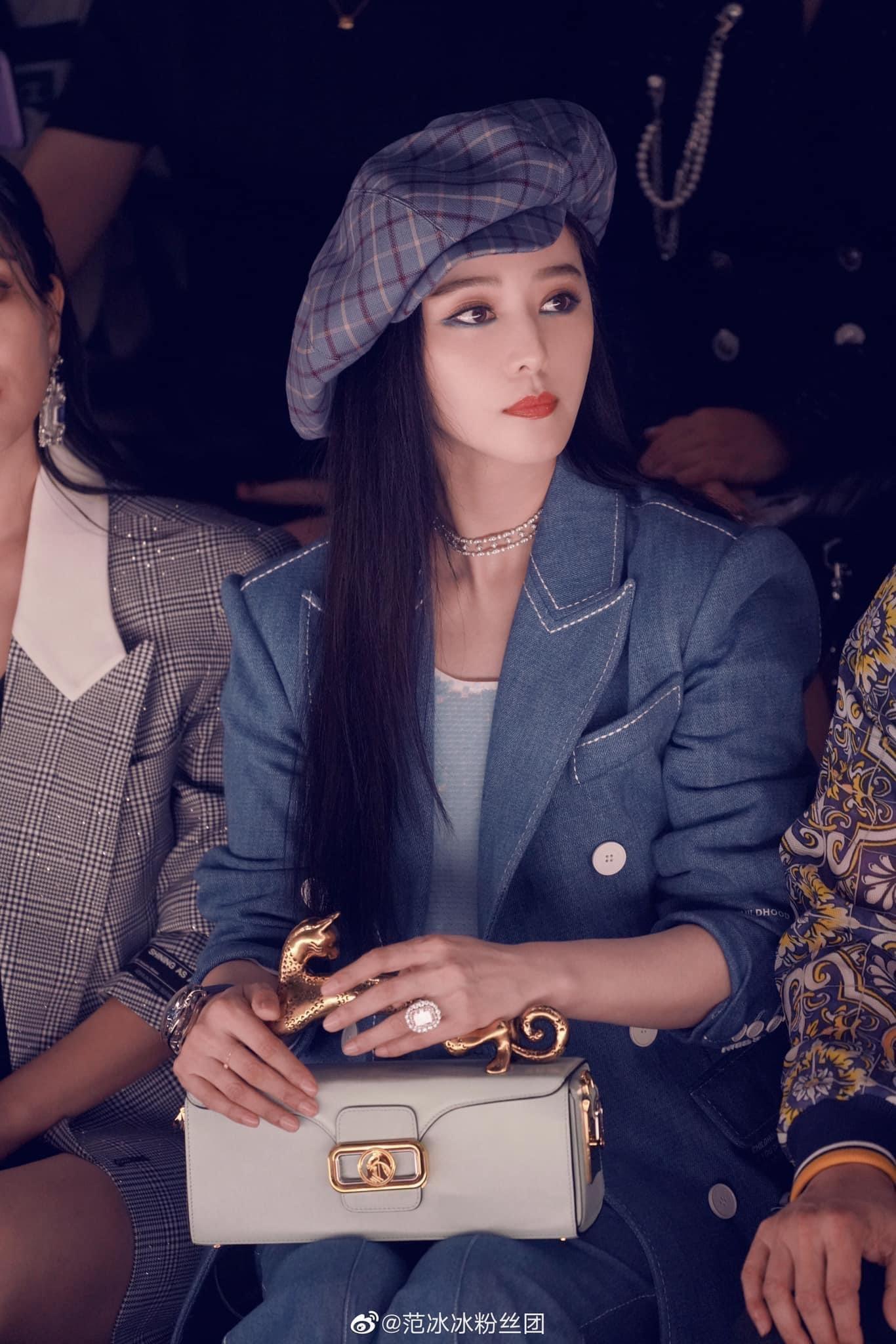 Phạm Băng Băng nổi bật tại sự kiện, xứng danh nữ hoàng giải trí