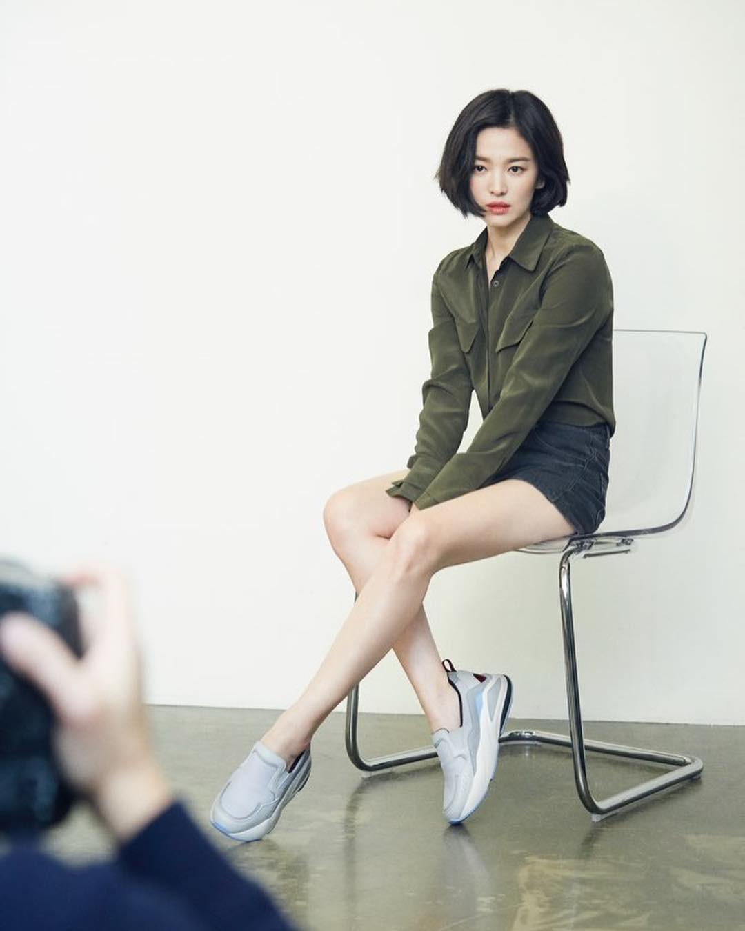 Song Hye Kyo và sao nữ Hàn vẫn được yêu thích dù lộ khuyết điểm