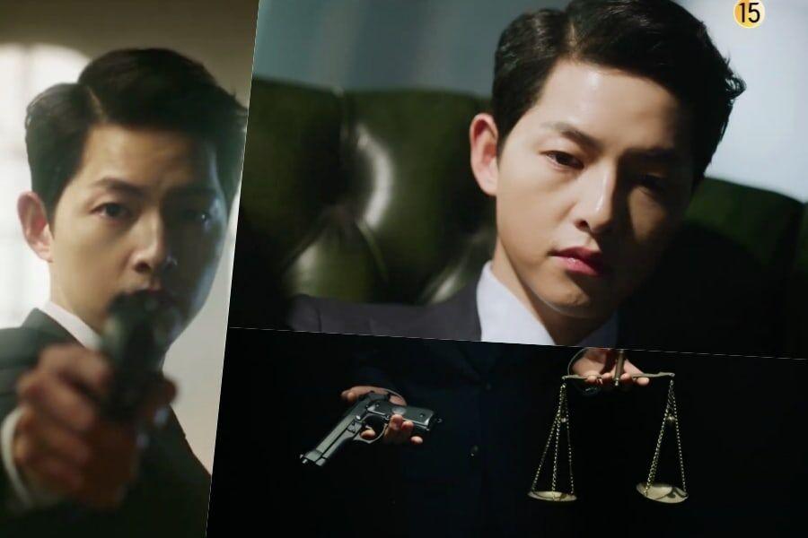 Song Joong Ki tung teaser phim mới cực ngầu; Seolhyun bị chỉ trích