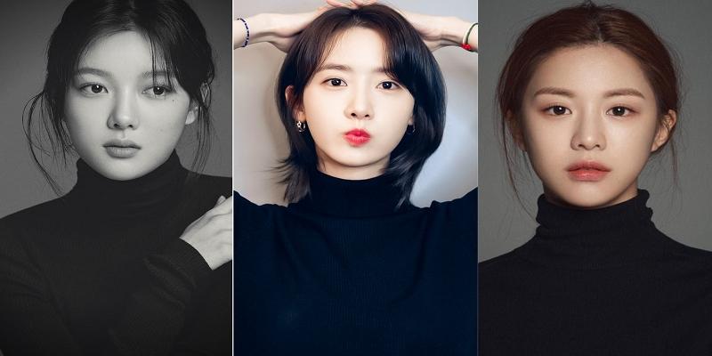 Loạt ảnh profile đẹp tựa tiên tử của các ngọc nữ màn ảnh xứ Hàn