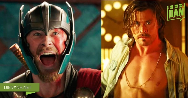 "Chris Hemsworth đóng phim mới - ""Bad Times At The El Royale"""